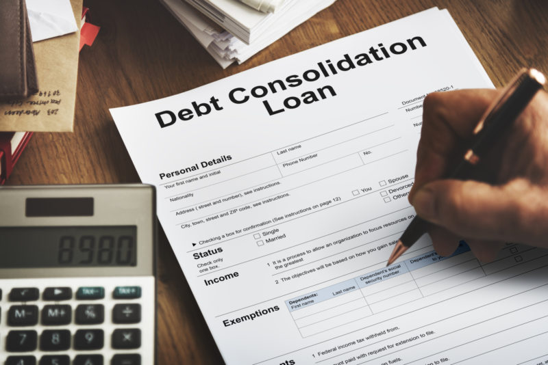 What is a debt consolidation loan?